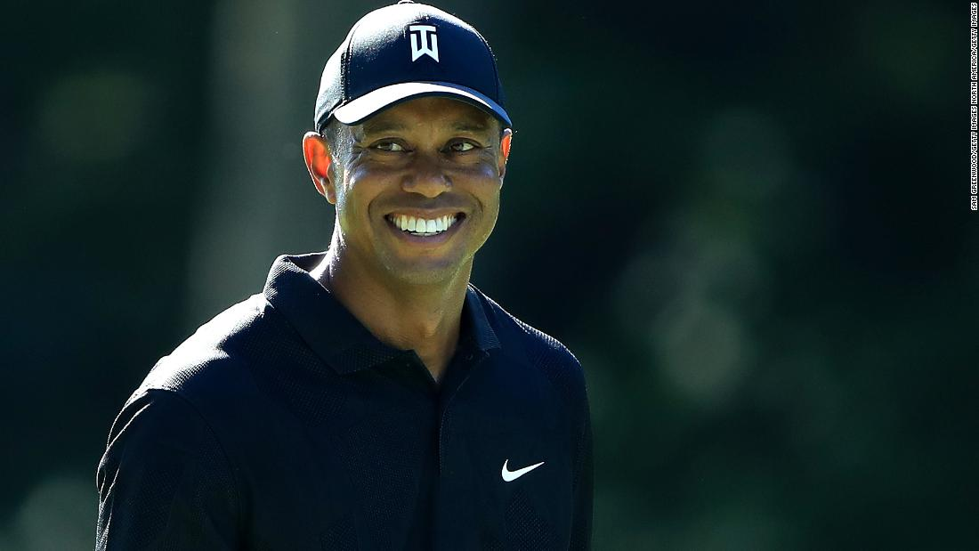 Tiger Woods praises 'fantastic' Black Lives Matter movement