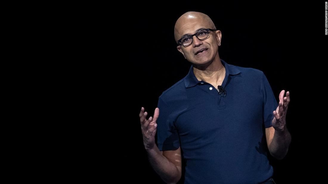 Microsoft beats revenue expectations as pandemic continues to fuel sales