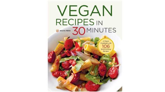 'Vegan Recipes in 30 Minutes'