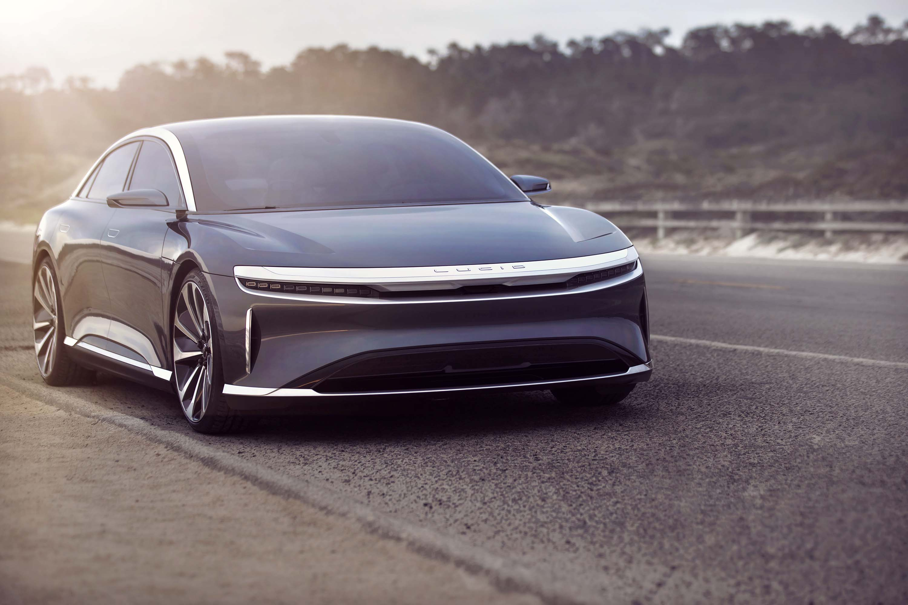 The Lucid Air could have the longest range on the market - CNN Video
