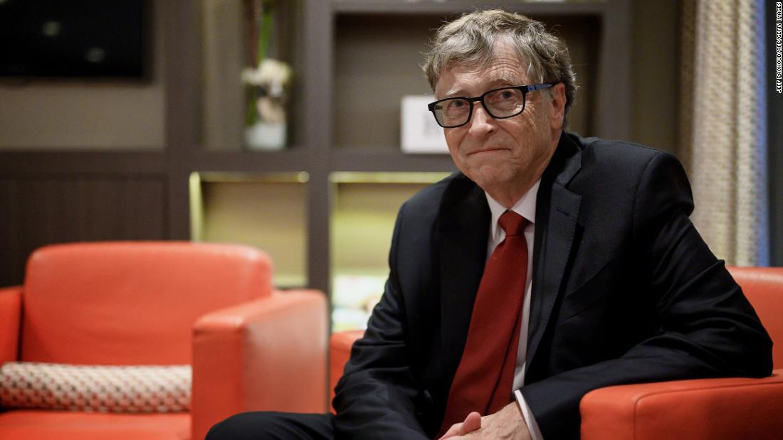 Bill Gates: Trump ban 'seeded' Covid-19