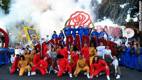 The annual 2021 Rose Parade has been canceled, officials said Wednesday.