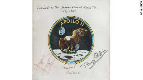 A trove of Apollo spaceflight hardware just sold at auction