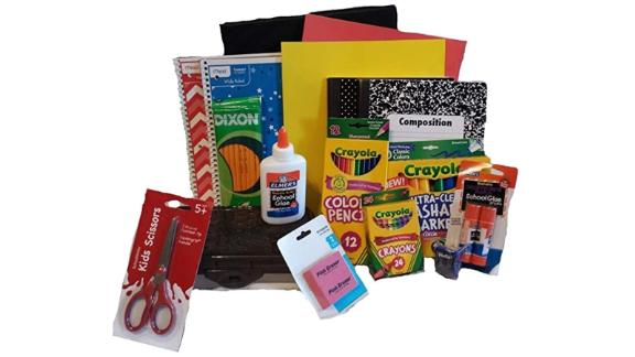 Crayola Back to School Essentials Bundle K-8