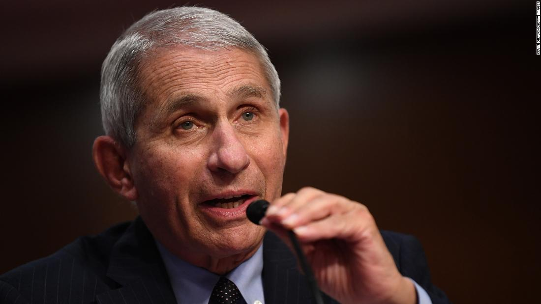 'Let me give you a flash': Hear Dr. Fauci fire back at critics