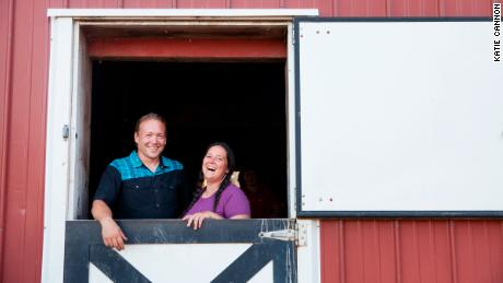 Matt and Sara Weik own Y-Ker Acres in Northern Minnesota.