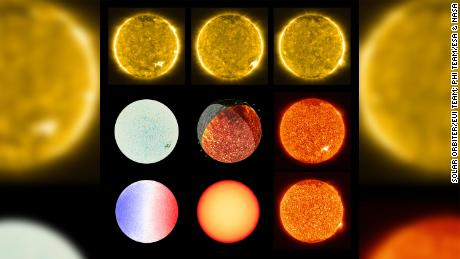 Solar Orbiter mission shares closest images of sun, reveals 'campfire' near surface