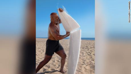 'Shark Week' kicks off with Mike Tyson and a major shark breach