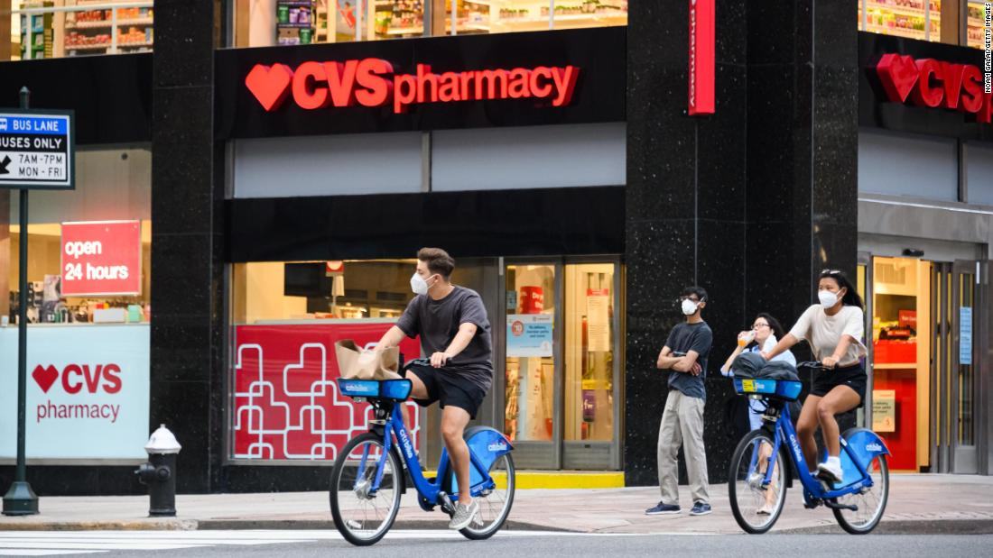 CVS and Target join other major retailers in requiring masks in US stores – CNN