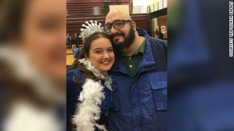 """We just want Jeanna to be remembered as the person she was, which was a wonderful young lady,"" said her father, Joey Triplicata."