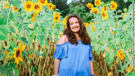 Jeanna Triplicata turned 18 in May, graduated high school and had her sights set on college.