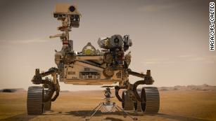 La perseverancia hará cosas que ningún rover ha intentado nunca en Marte y allanará el camino para los humanos