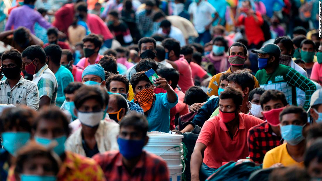 India records 1 million cases of Covid-19 … and it's the poorest who are hardest hit – CNN
