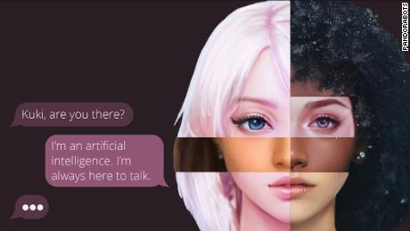 Robot friends: Why people talk to chatbots in difficult times
