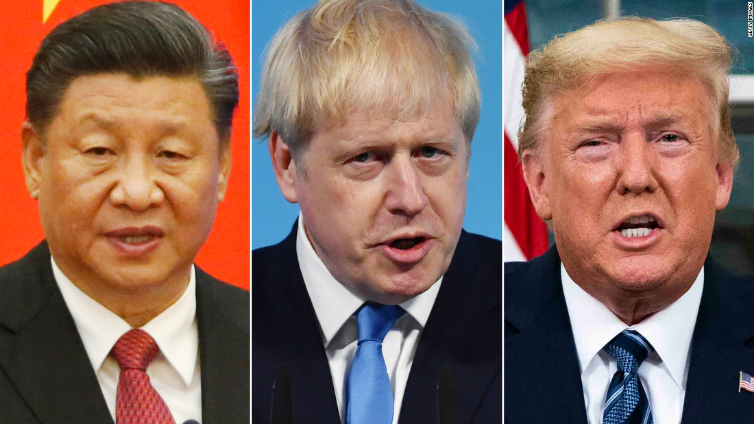 Britain might like to follow Trump's lead on China. But it's hardly in a position to call the shots