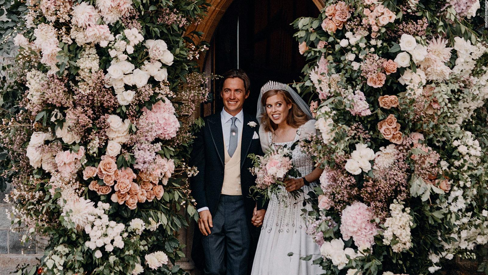 Princess Beatrice Daughter Of Prince Andrew Releases Photos Of