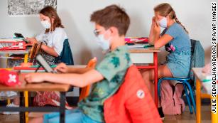 New CDC guidelines come down hard in favor of opening schools