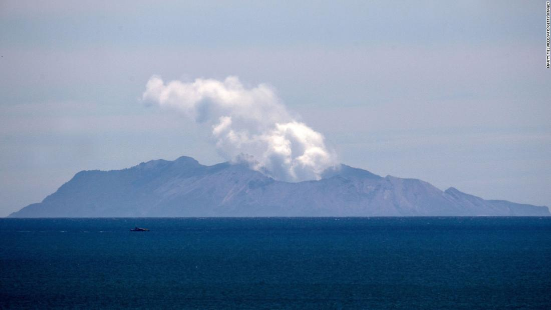 New Zealand officials file charges over deadly White Island volcano eruption