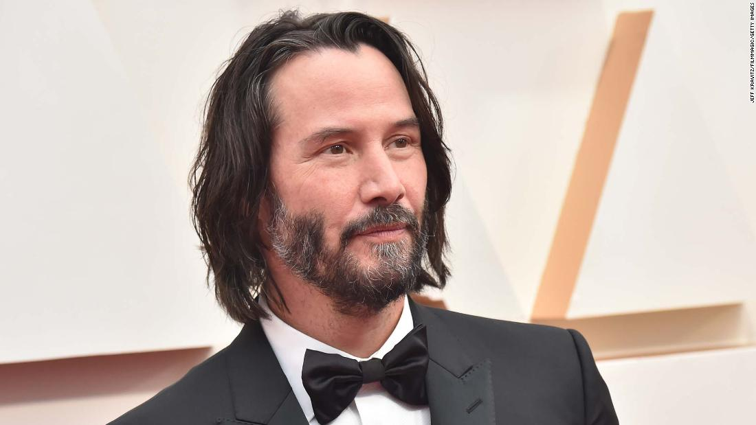 Keanu Reeves is writing comic books — the first issue is out in October