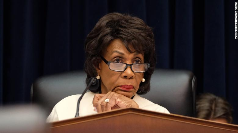 Why the Maxine Waters censure vote lays bare House Democrats' big problem