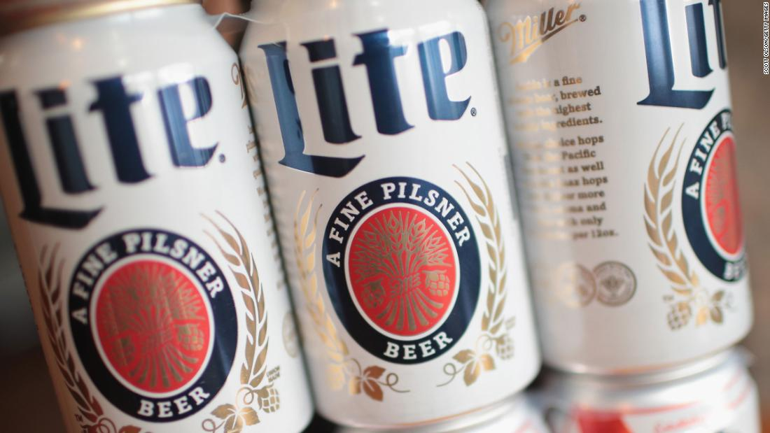 A Can Shortage Means It May Be Harder To Find Your Favorite Beer Cnn
