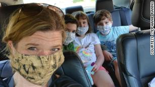 5 ways to get your kids to wear masks