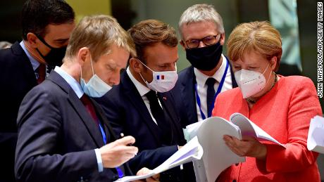 EU leaders strike 'historic' $2 trillion deal to rebuild Europe's economy