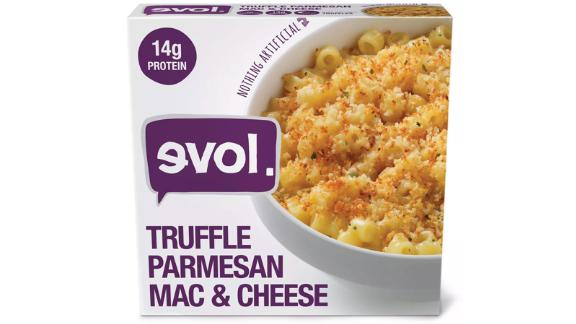 Evol Frozen Truffle Parmesan Macaroni and Cheese Bowl - 8oz