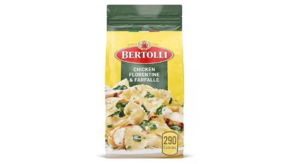 Bertolli Frozen Chicken Florentine & Farfalle - 22oz