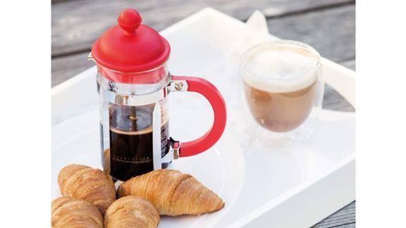 Bodum Caffettiera French Press Coffee and Tea Maker, 12 Oz