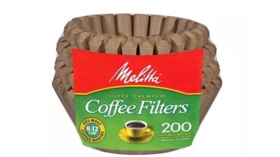 Melitta 8-12cup Super Premium Coffee Filters