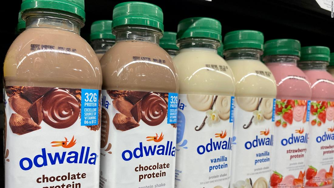 Coke says it will kill more 'zombie' brands, weeks after dropping Odwalla