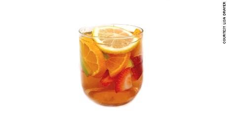 Sangria is ideal for summer festivities.