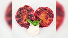 Summer is the season for outdoor cooking. Why not try grilling peaches at your next barbecue?