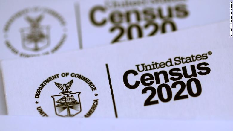 Judge orders Trump administration to stop 'winding down' 2020 Census field work