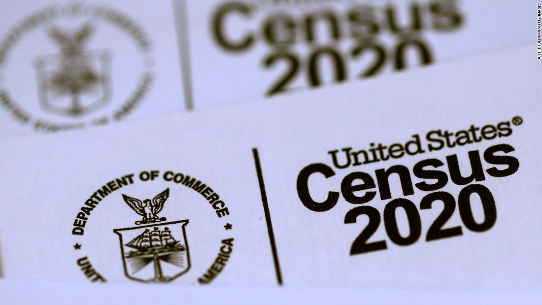 Census Bureau to halt counting operation a month earlier than expected – CNN