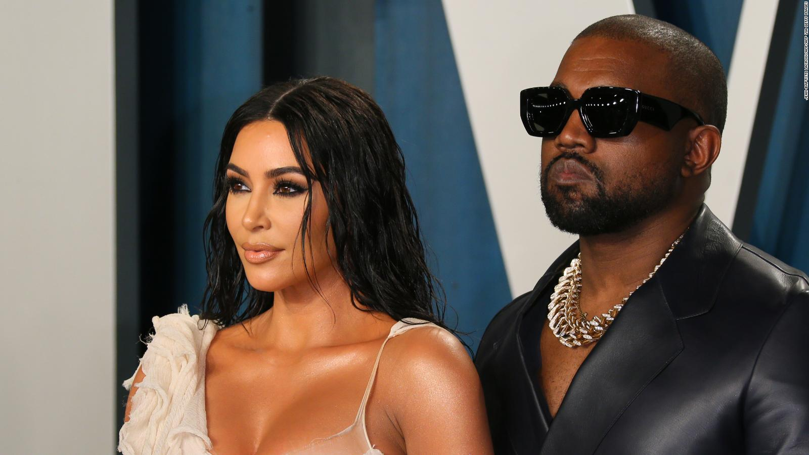 Kim Kardashian Addresses Kanye West S Mental Health And Asks For Compassion Cnn