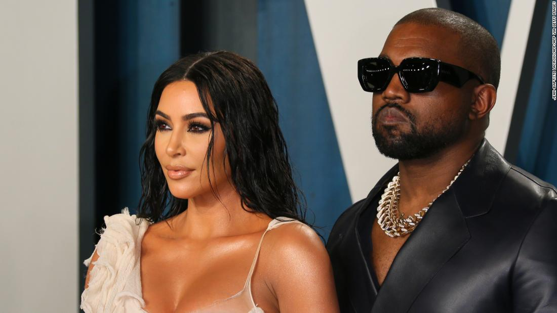 Kim Kardashian addresses Kanye West's mental health and asks for compassion