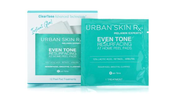 Urban Skin Rx Even Tone Resurfacing At Home Peel Pads