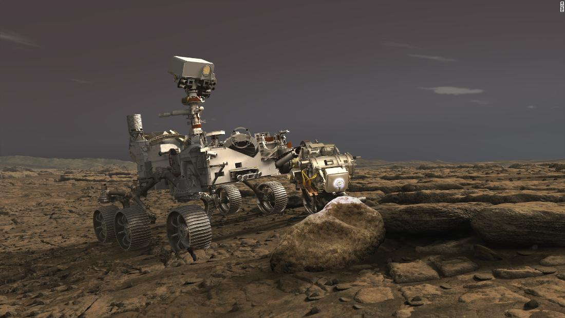 See NASA's big plans for its new Mars rover, Perseverance - CNN Video