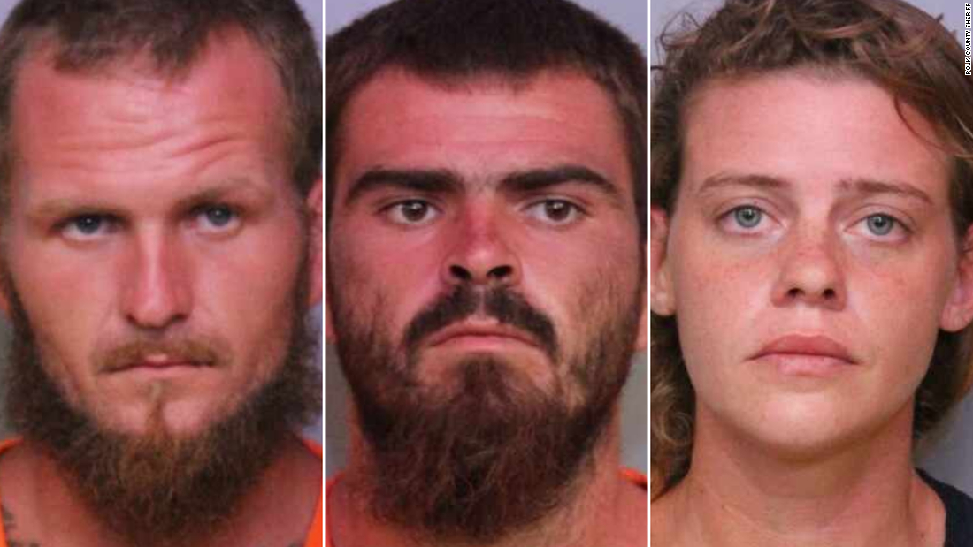 Three arrested in killings of three men who were going fishing in Florida – CNN