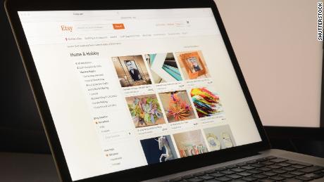 Etsy laptop website