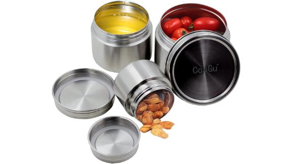 CoaGu Stainless Steel Containers Bento Box Canisters