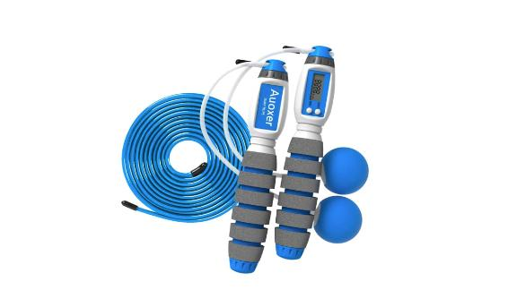 Auoxer Jump Rope, Electronic Counting Skipping Rope