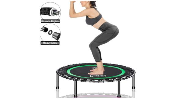 Darchen Mini Trampoline for adults