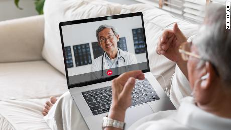 Seniors with dementia, hearing loss or impaired vision face barriers to telehealth medicine.