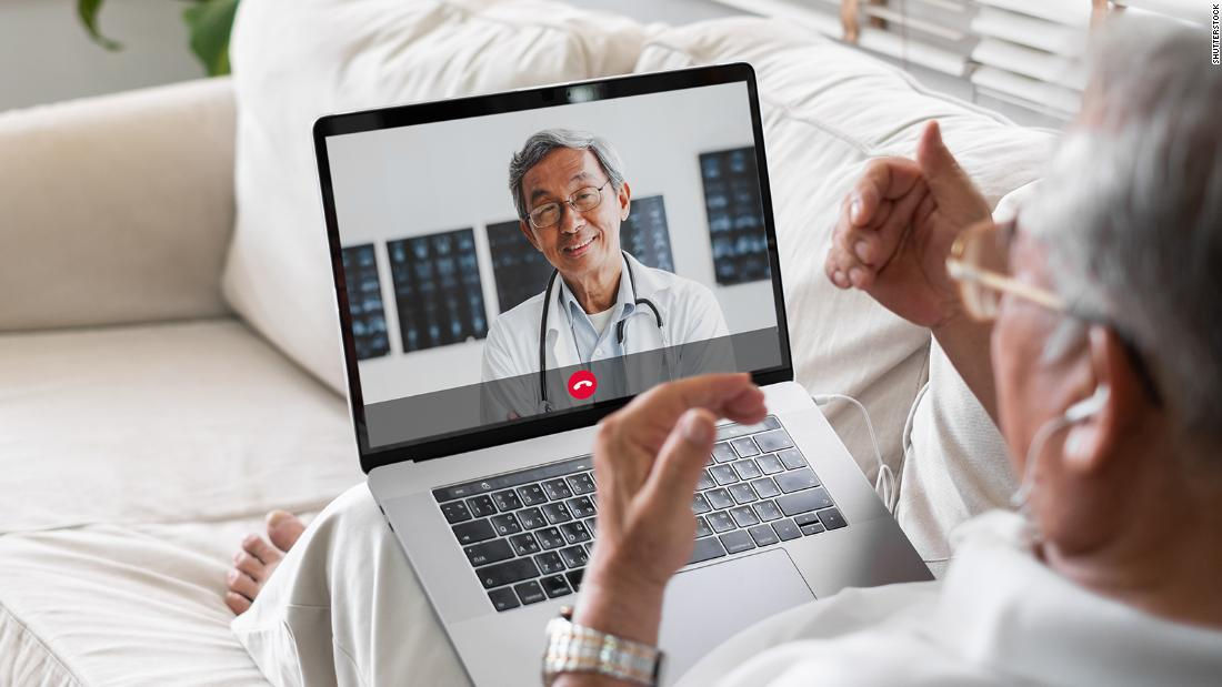 Technology struggles for seniors pose challenges to medical access in Covid-19 times