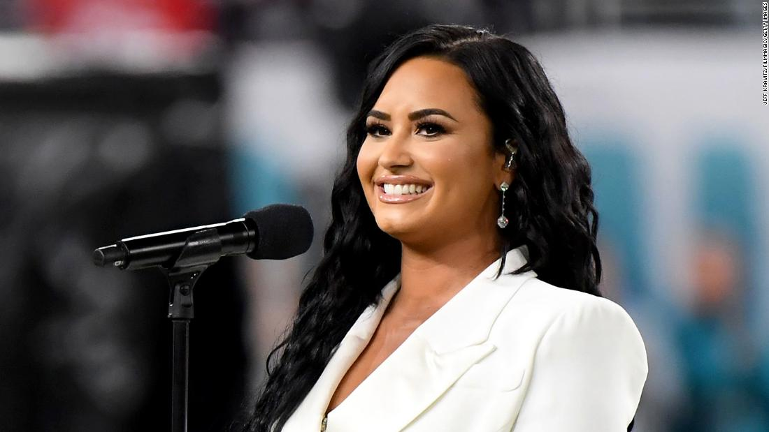 Demi Lovato and Max Ehrich are engaged - CNN