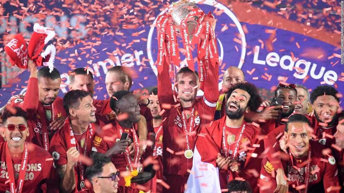 Liverpool lifts 'special' Premier League title after thrilling victory against Chelsea - CNN
