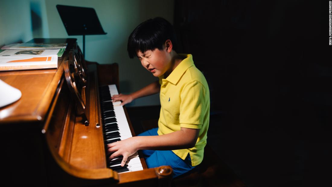 "Author and photographer Kate T. Parker captured the spirited individuality of her subjects in ""The Heart of a Boy."" Featured here are seven of those boys who shared their thoughts with Parker. ""Playing the piano helps me express my feelings."" -- Alexander L., age 12."